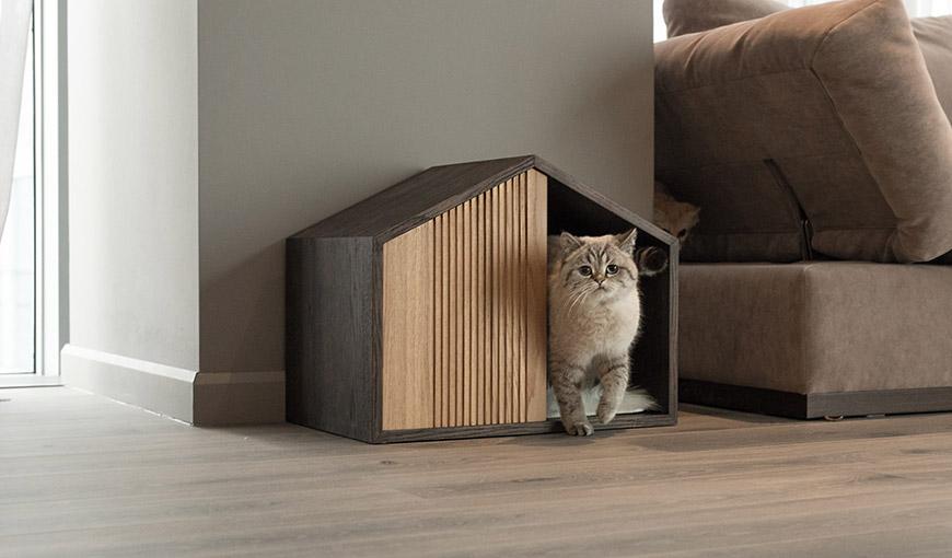 Домик EFFECT HOUSE, PETTEL